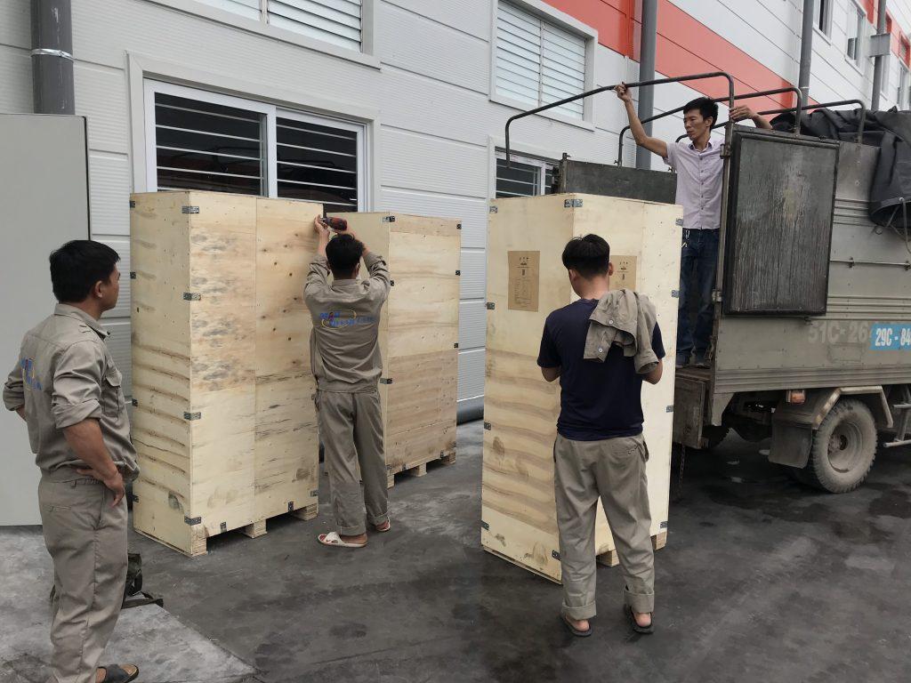 Dự án máy hút ẩm công nghiệp Kasami KD-210B