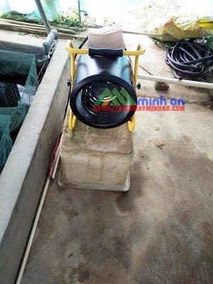 Máy sấy gió nóng công nghiệp Mitsuta EH-05