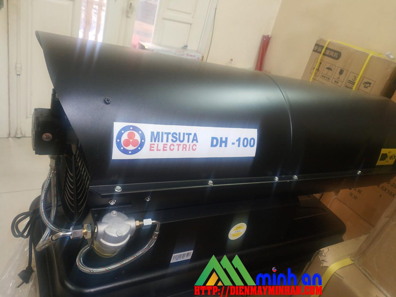 Máy sấy gió nóng công nghiệp Mitsuta DH-100K