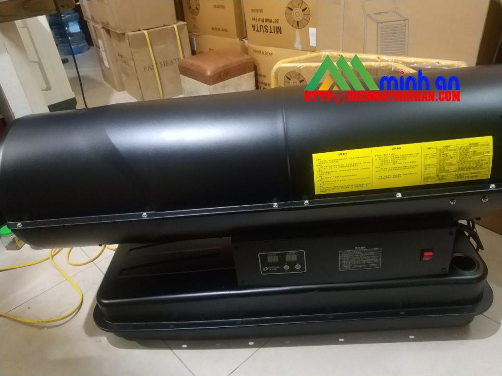 quạt sưởi công nghiệp Dorosin DH-100K