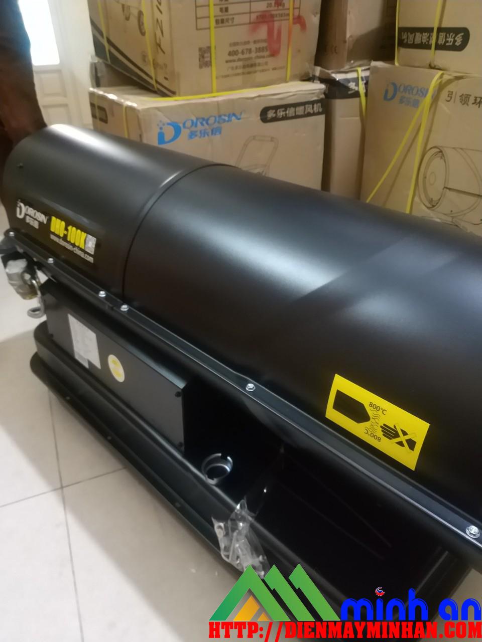 Máy sấy gió nóng công nghiệp Dorosin DH-100K (100KW)