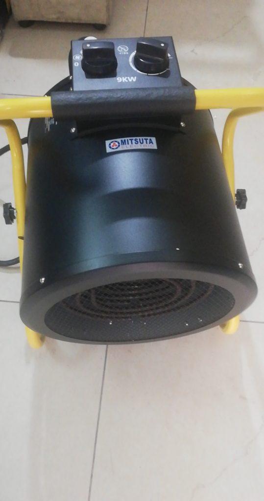 Máy sấy gió nóng Mitsuta EH-09