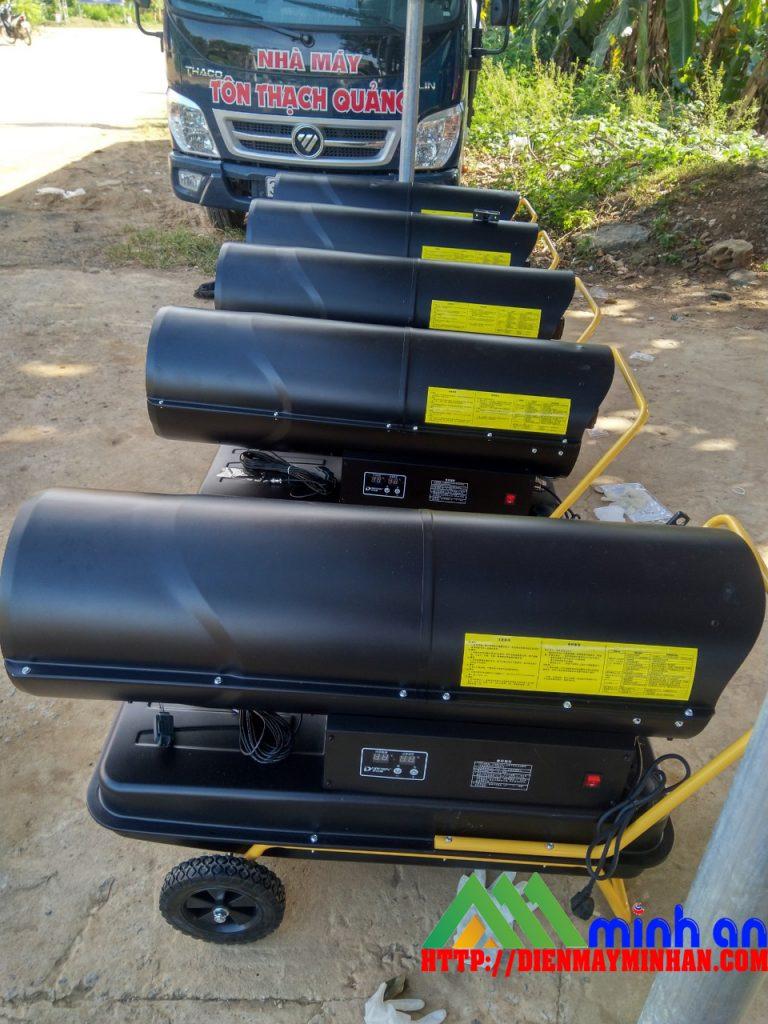 Máy sấy gió nóng công nghiệp Dorosin DH-100K