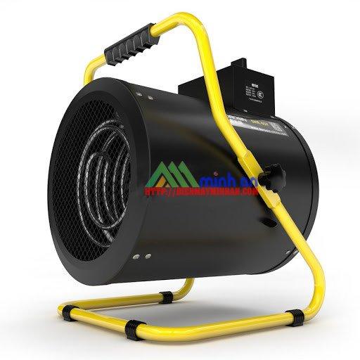 Máy sưởi gió nóng công nghiệp Dorosin DHE-5K ( 5KW)