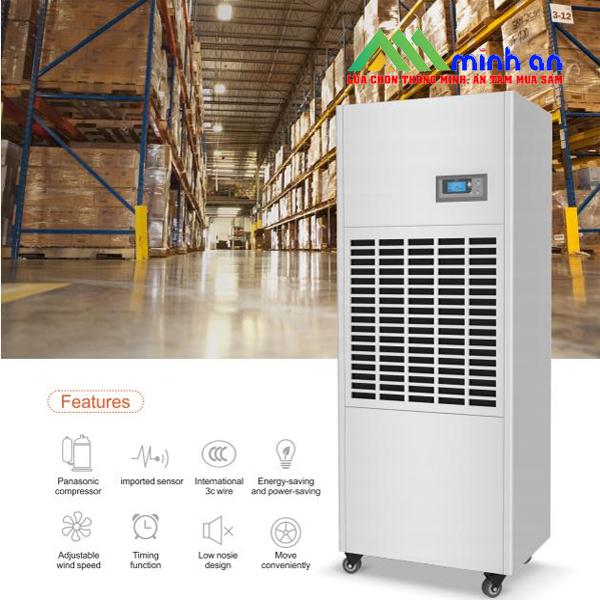 Máy hút ẩm công nghiệp Dorosin DP-10S ( 240 lit)