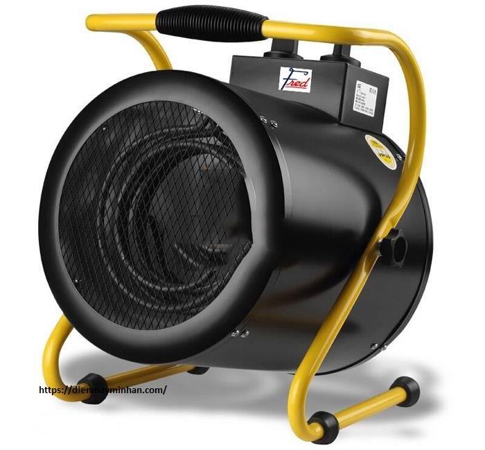 Máy sấy gió nóng công nghiệp FRED FR-C5/3 (5kw)