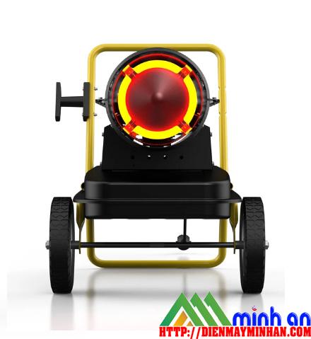 Máy sấy công nghiệp gió nóng Dorosin DH-50 ( 50KW)