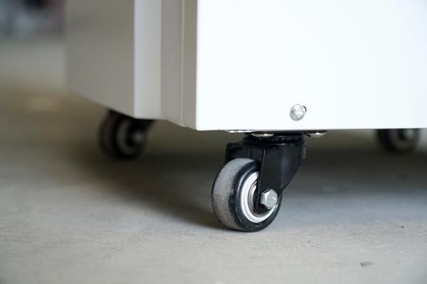 Hệ thống bánh xe chắc chắn của Fujie HM-150N