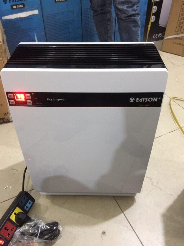 Máy hút ẩm Edison ED-16BE nhỏ gọn