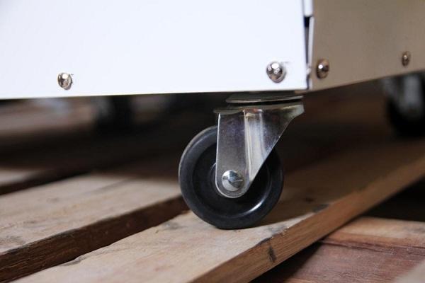 Hệ thống bánh xe của Fujie HM-1050DN