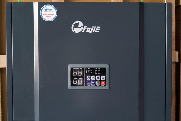 Hệ thống bảng điều khiển của Fujie HM-180N