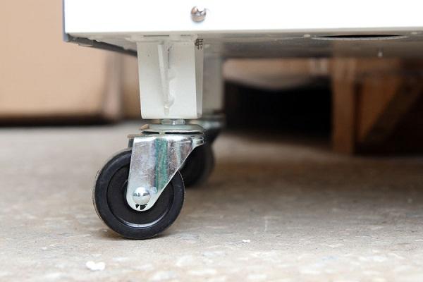 Hệ thống bánh xe của Fujie HM-700DN