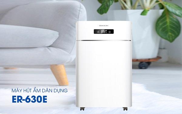 Máy hút ẩm Dorosin ER-630C cao cấp