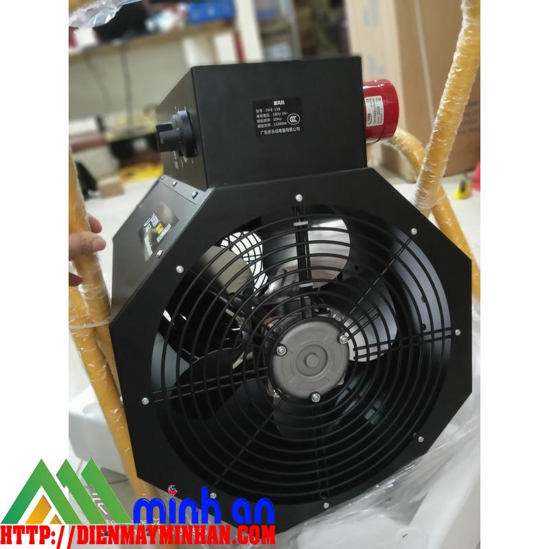 Máy sấy gió nóng công nghiệp Dorosin DHE-15B