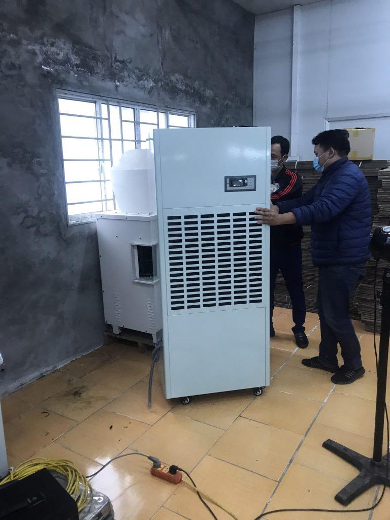 Bán máy hút ẩm công nghiệp Dorosin chính hãng