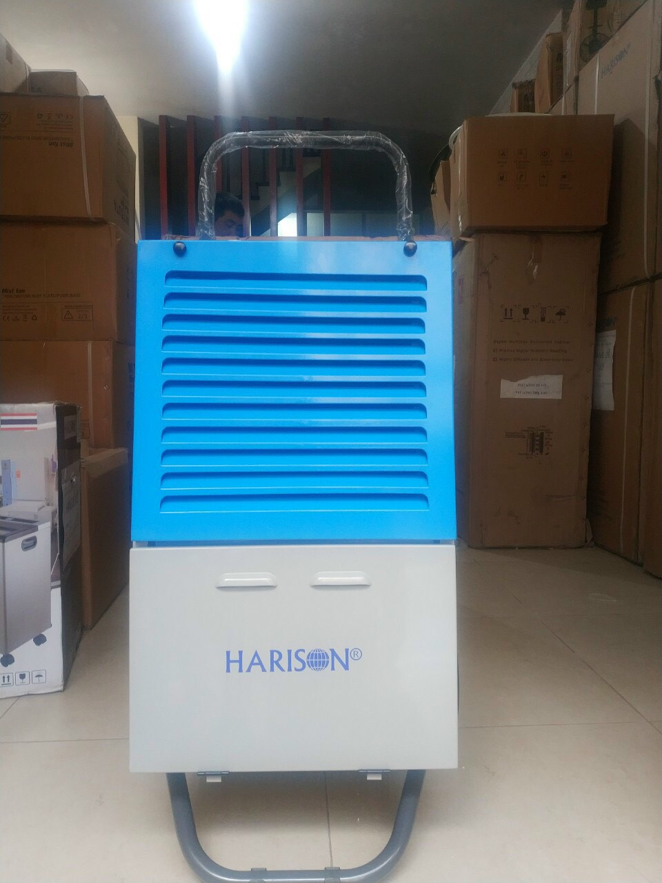 Máy hút ẩm công nghiệp Harison HD-60B ( 60 lít/ngày)