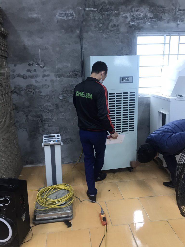 Máy hút ẩm công nghiệp Tại Hà Nội