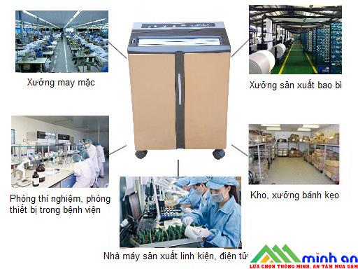 Máy hút ẩm công nghiệp Harison HD-45BE