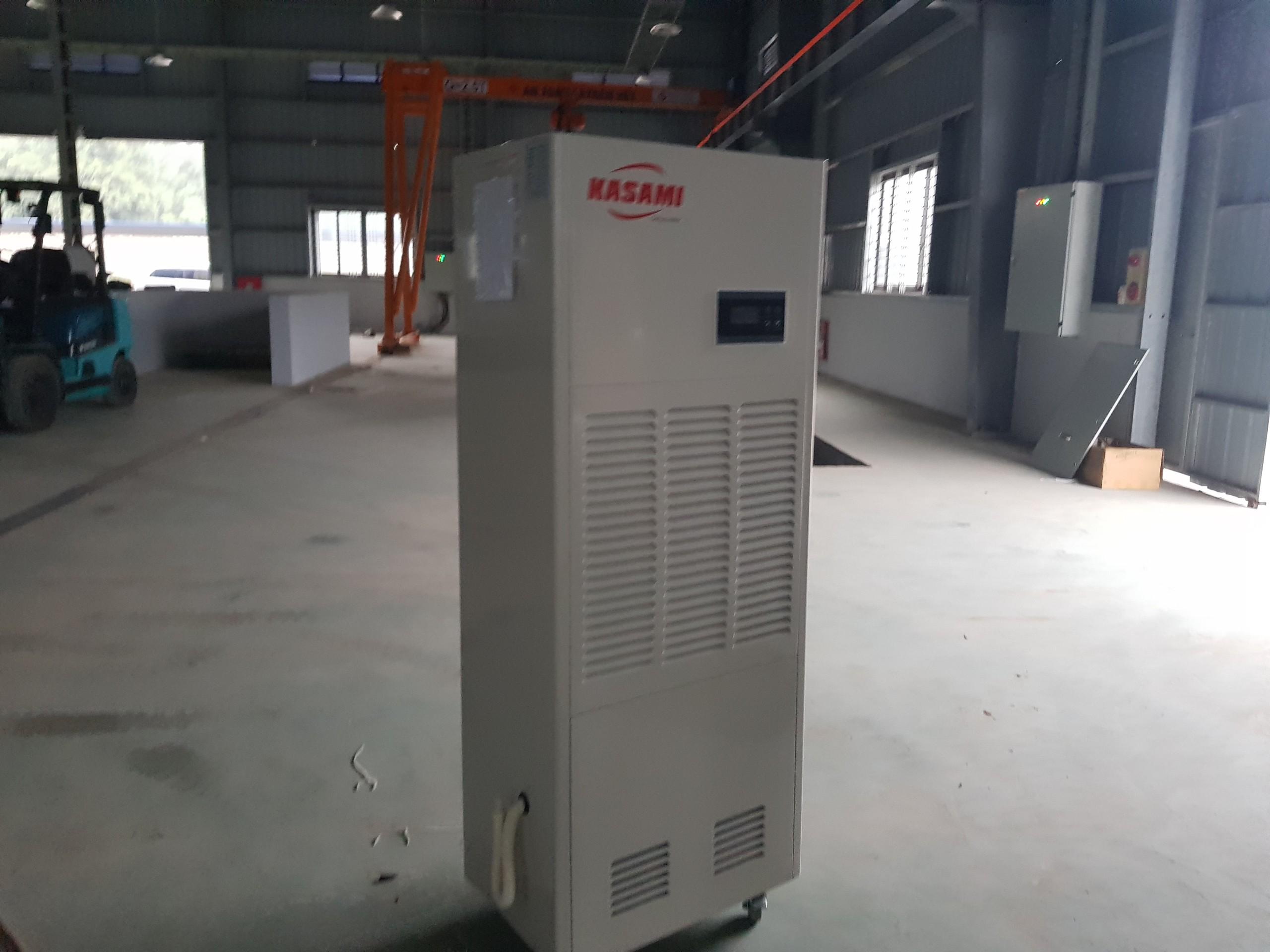 Máy hút ẩm công nghiệp Kasami KD-180