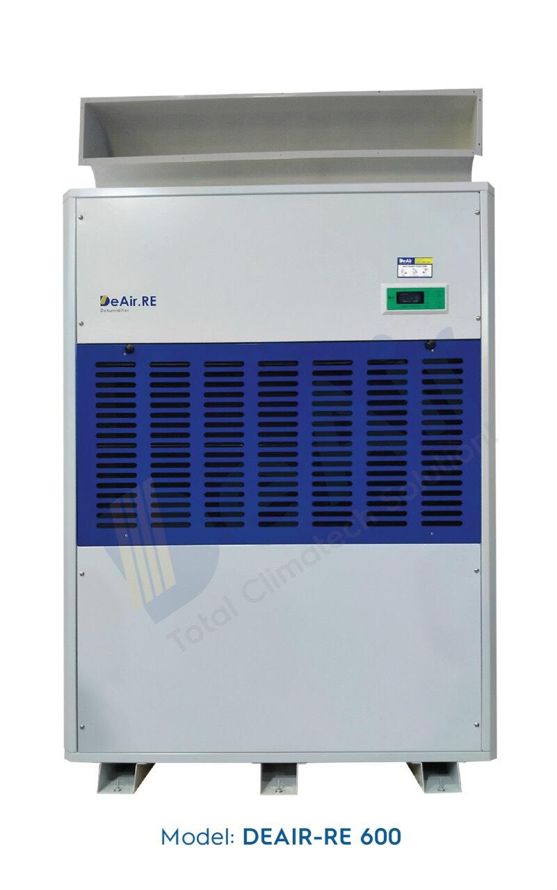 Máy hút ẩm công nghiệp DeAir RE-600 ( 600 lít)