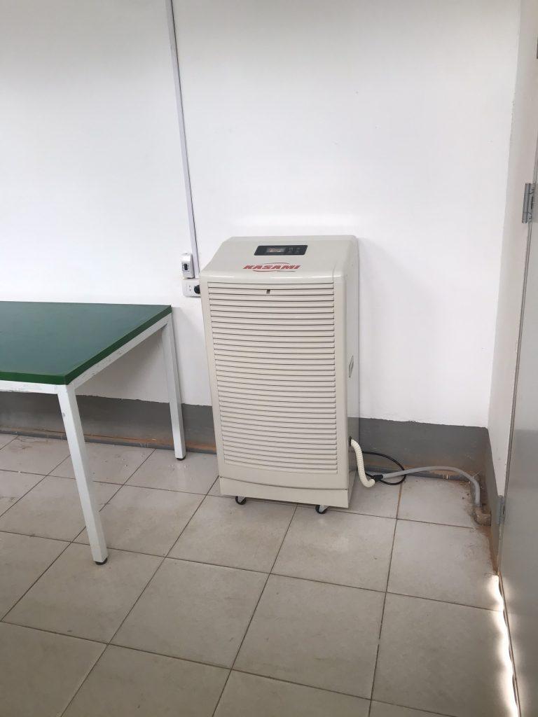 Máy hút ẩm công nghiệp Kasami KD-150