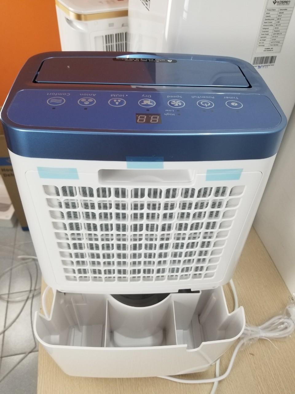 Bình chứa nước của máy hút ẩm Kosmen KM - 20N