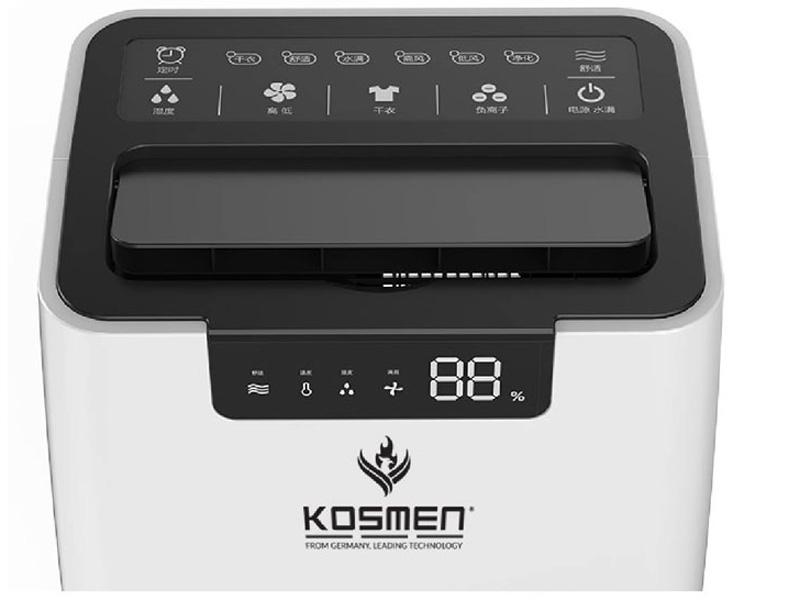 Mặt điều khiển của Kosmen KM-60S