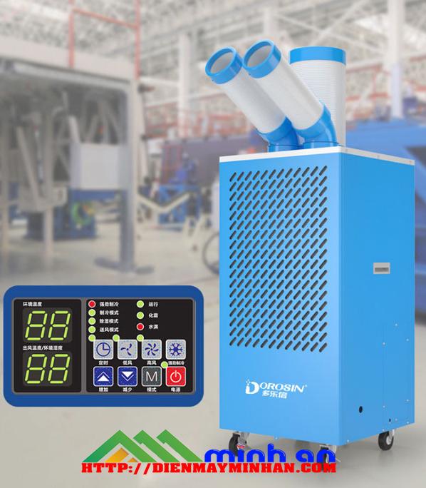 Máy Lạnh Di Dộng Dorosin DAKC-45 công suất 15000 BTU