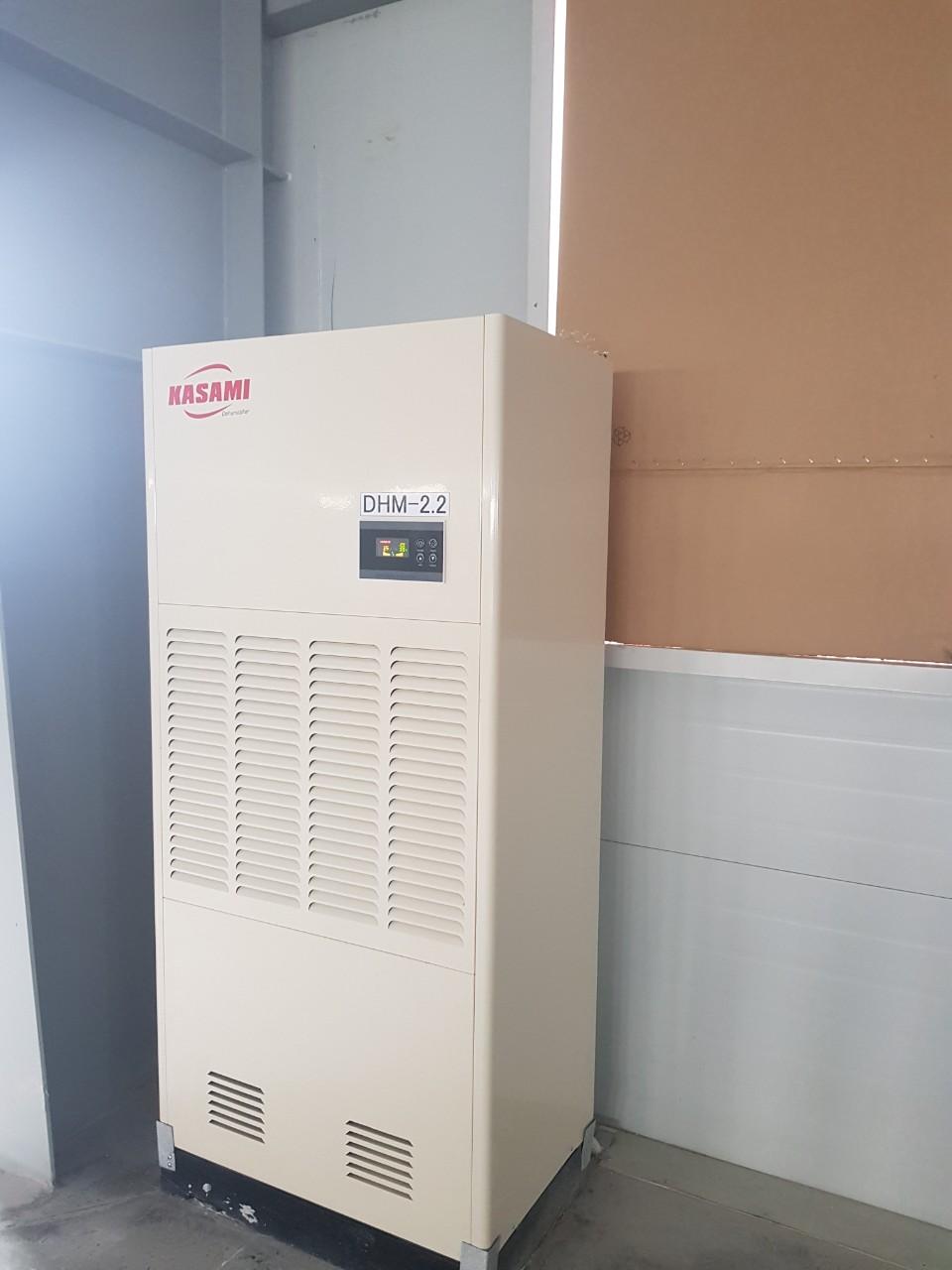Máy hút ẩm công nghiệp Kasami KD-210 ( 210 lít/ngày)
