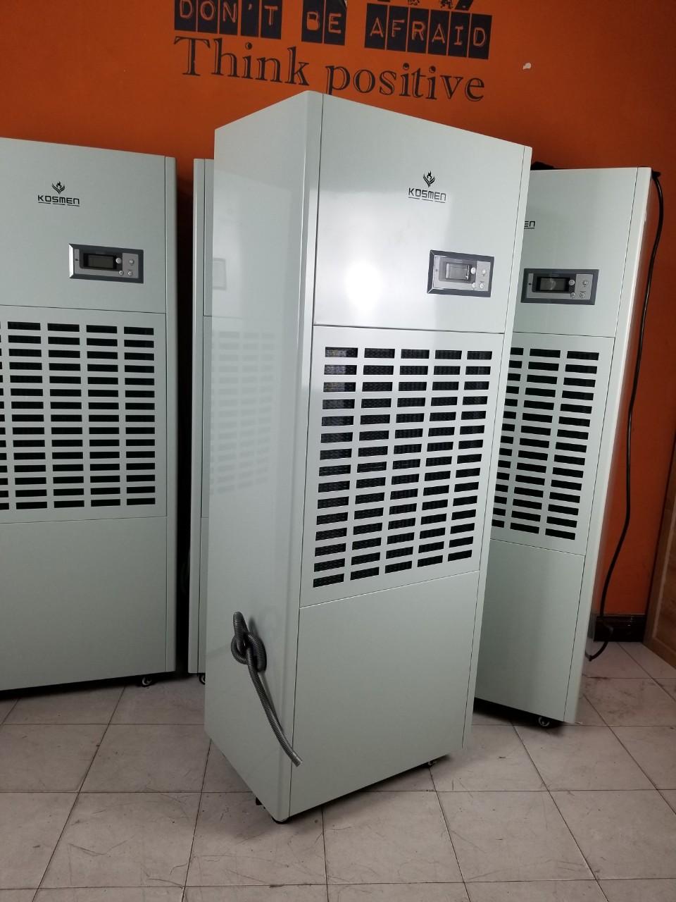 Máy hút ẩm công nghiệp Kosmen KM-180S