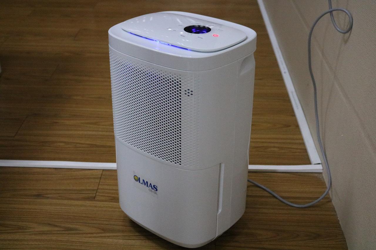 Mặt điều khiển của OLMAS OS-12L