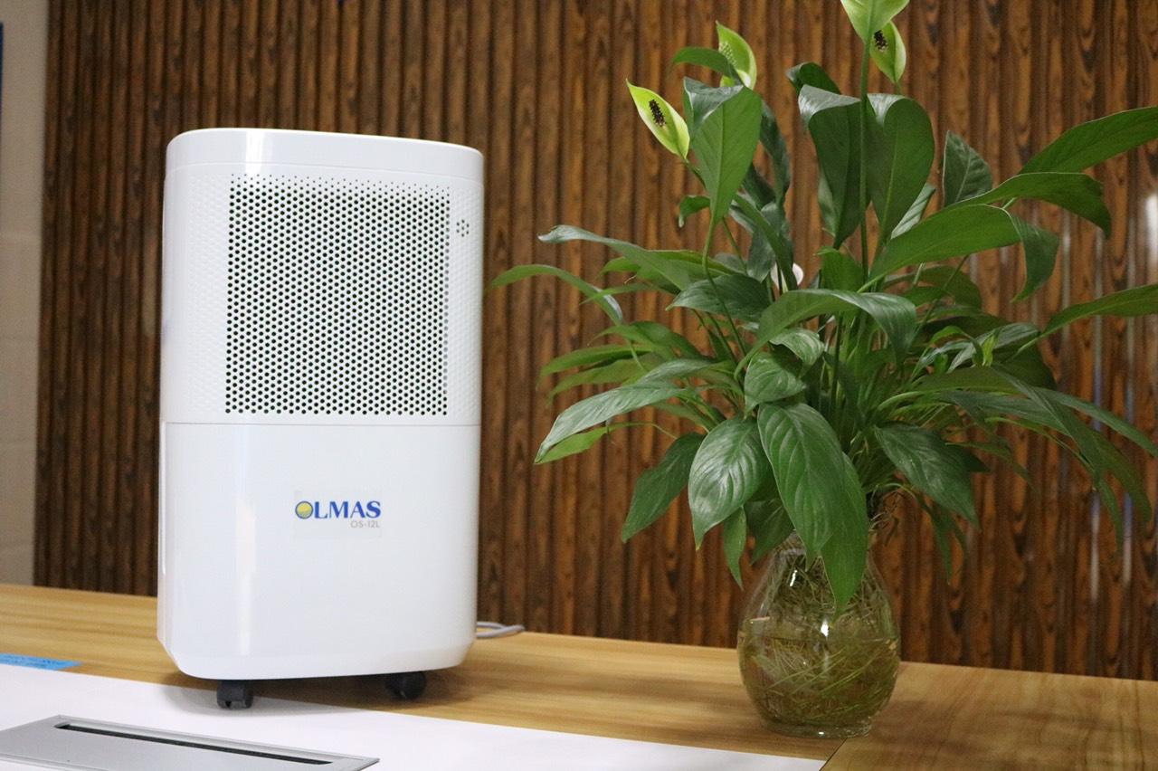 Máy hút ẩm Olmas OS-12L -12 lít/ngày