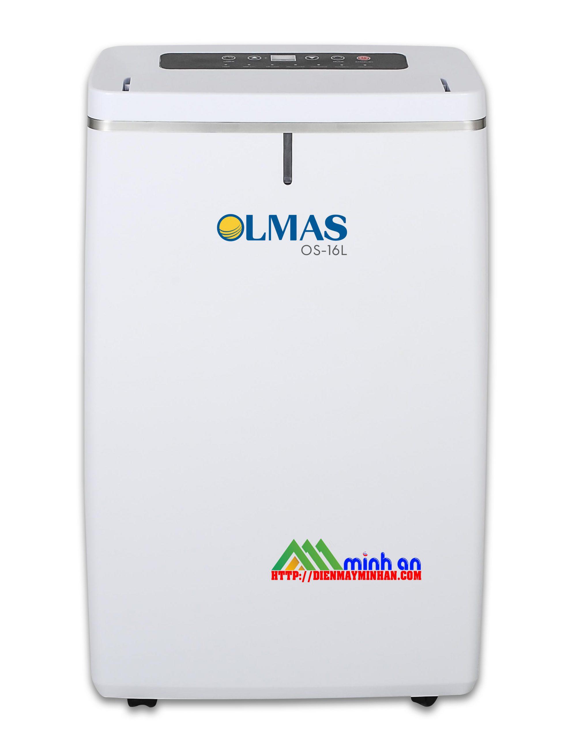 Máy hút ẩm OLMAS OS-16L ( 16 lit)