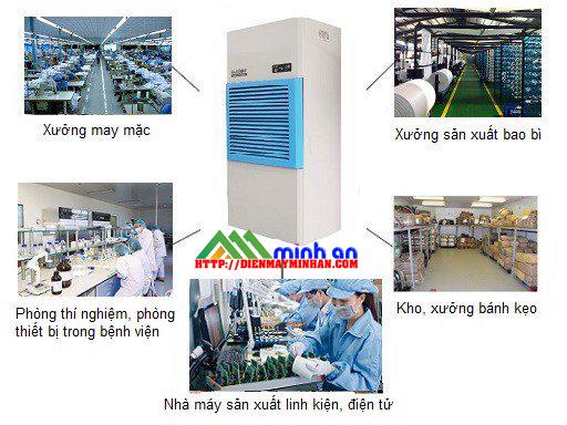 Cảnh báo: 5 Điều phải biết về máy hút ẩm Harison HD-192B ở Hải Phòng