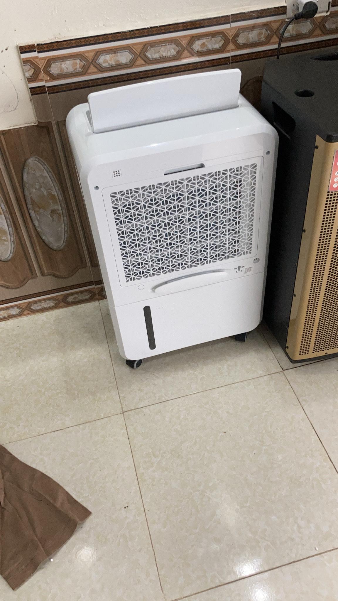 Sự thật về máy hút ẩm 50 lít/ngày