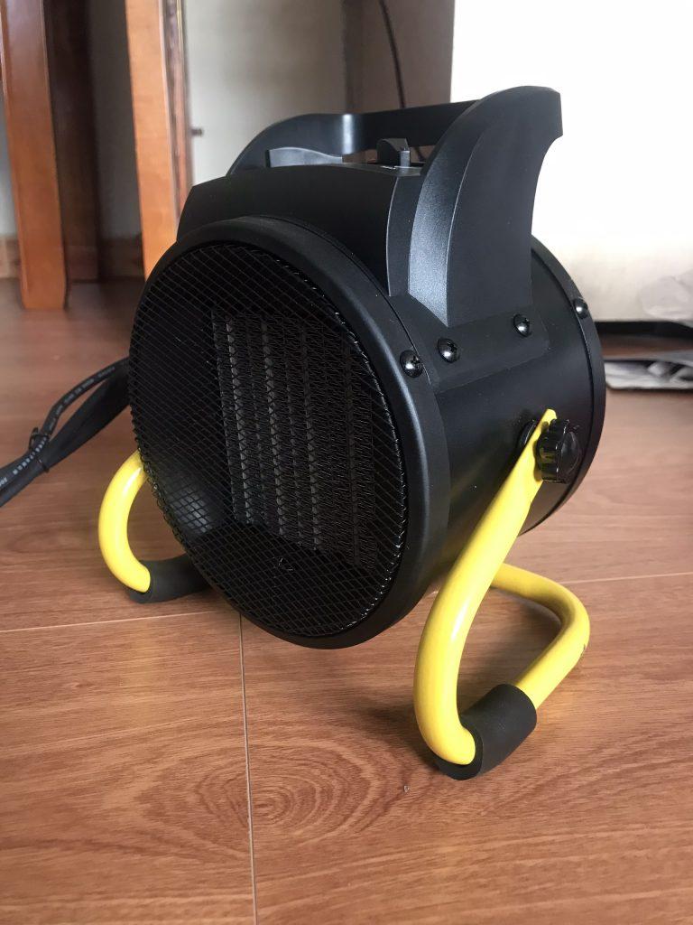 Quạt sấy gió nóng mini 2000W EH-02