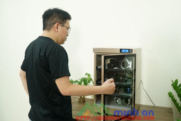 Tủ chống ẩm cho thiết bị điện tử