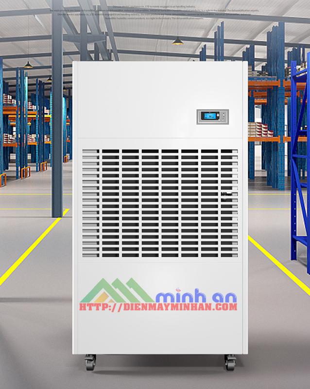 3 bước đơn giản để sử dụng máy hút ẩm công nghiệp Dorosin DP-20S