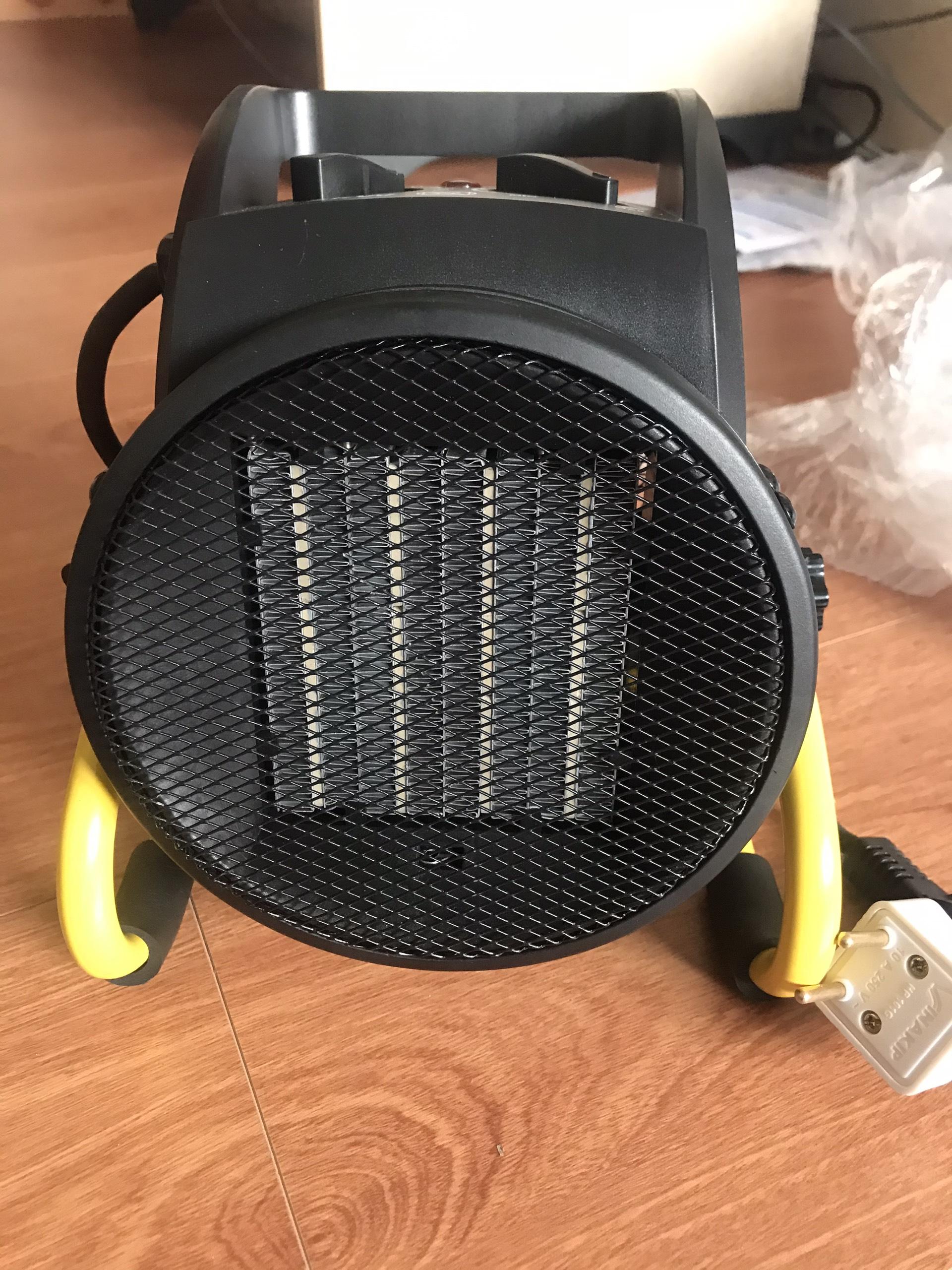 Máy sấy gió nóng mini Ebisu EH-02