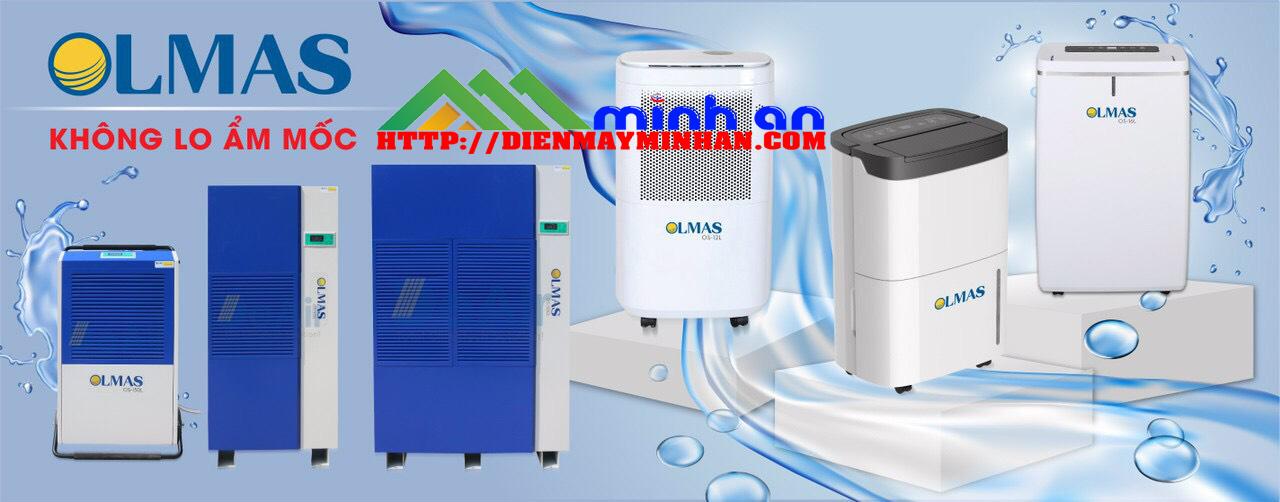 Mọi điều bạn cần biết về máy hút ẩm Olmas