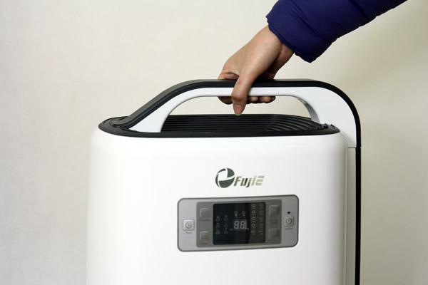 Tay xách của máy hút ẩm Fujie HM-916EC