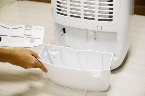Bình chứa nước của máy hút ẩm Fujie HM-614EB
