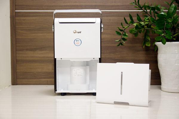 Bình chứa nước của máy hút ẩm Fujie HM-930EC