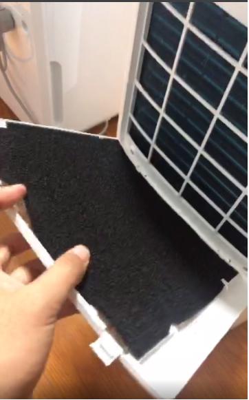 Màng lọc than hoạt tính của Kasami KS-30EC