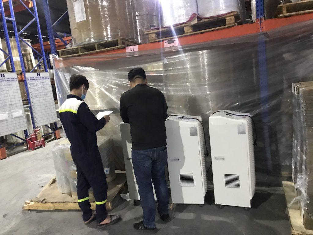 Máy hút ẩm công nghiệp 150L