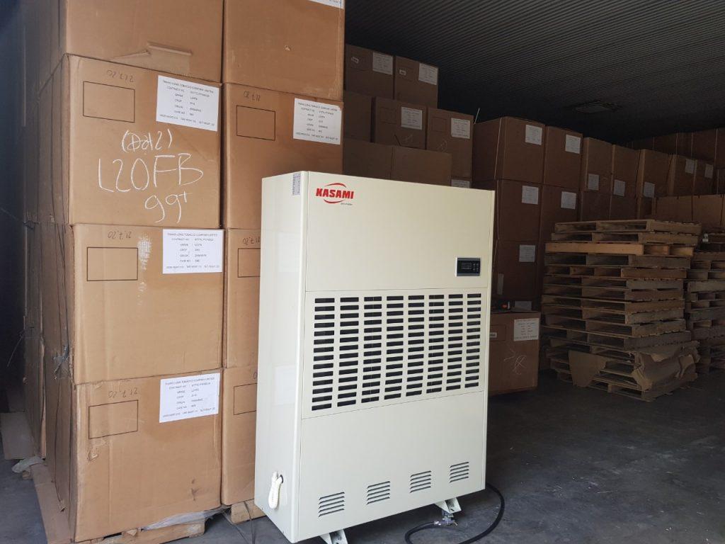 Máy hút ẩm công nghiệp Kasami KD-480 cho kho