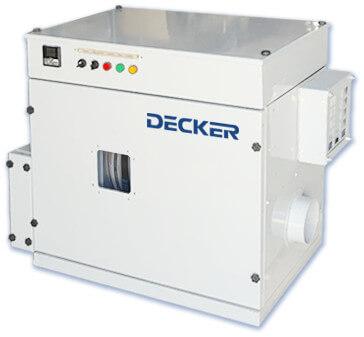 Máy hút ẩm hấp thụ Decker DAD Dòng nhỏ