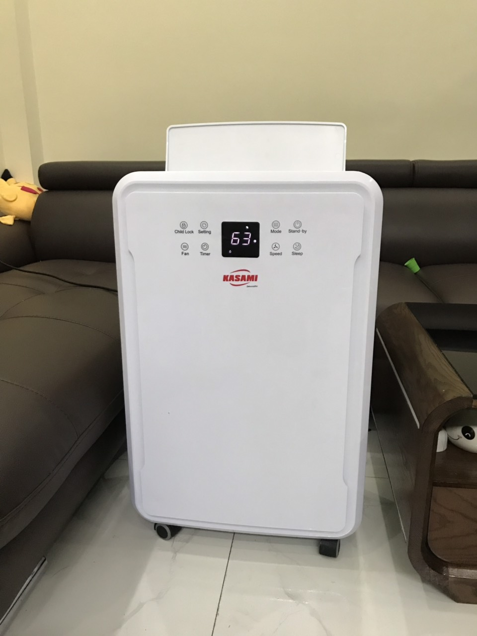 Nếu cần mua máy hút ẩm phòng 50m2 thì lựa chọn như thế nào?